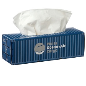 Beam 50 Tissue Box