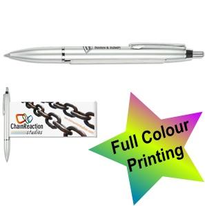 Banner-Pen Silver