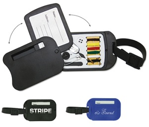 Handy Luggagetag with Sewing kit