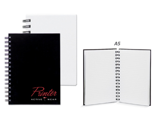Notebook Spiral A5