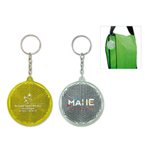 Reflector Tag Round