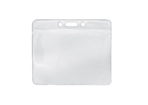 Top Loading Soft PVC Card Holder (Size 1)