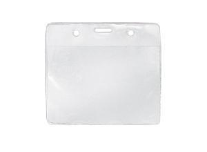 Top Loading Soft PVC Card Holder (Size 2)