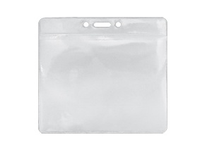 Top Loading Soft PVC Card Holder (Size 3)