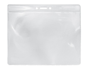 Top Loading Soft PVC Card Holder (Size 6)