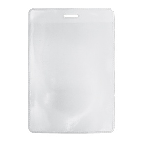 Top Loading Soft PVC Card Holder (Size 7)