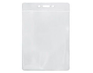 Top Loading Soft PVC Card Holder (Size 8)