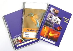 A5 Academic Diary.