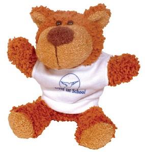 5 inch Buster Bear & T Shirt