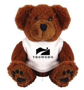 5 inch Freddie Bear & T Shirt