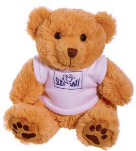 10 inch Dexter Bear & T Shirt