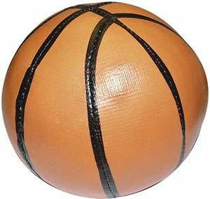 Soft Filled Basketball