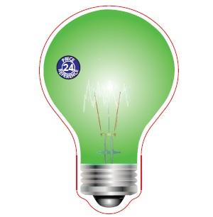 Light Bulb Shaped Magnets