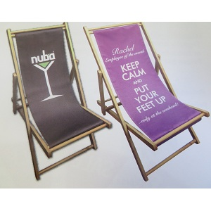 Promotional Deckchairs