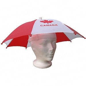 a873b1579e7be Umbrella Hat - Express Corporate - Promotional Products - Delivered Fast!