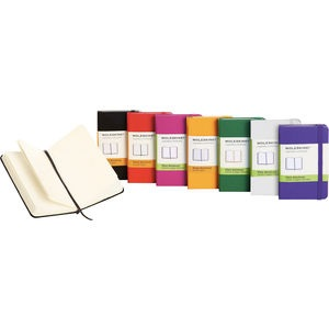 Pocket Moleskine Notebook (Hard Cover)