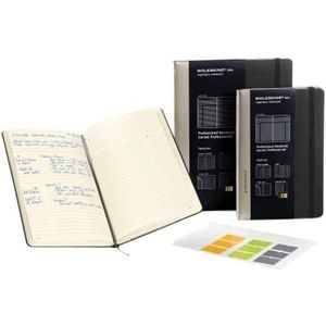 Professional Large Moleskine Notebook (Hard Cover)