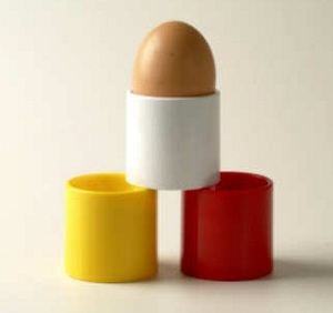 Unbreakable Egg Cup