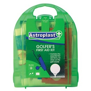 Golfers First Aid Kit