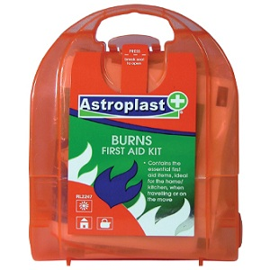 Burns & Scalds First Aid Kit