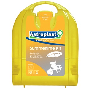 Summertime First Aid Kit