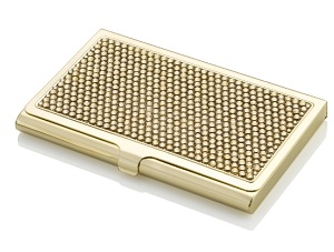 Swarovski business card holders express corporate promotional business card holder gold colourmoves