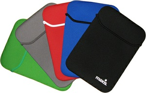 Neoprene 17 inch Laptop Sleeve – Full Colour