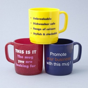 Unbreakable Mug (250ml)