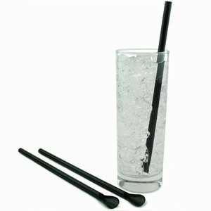 Branded Spoon Straws