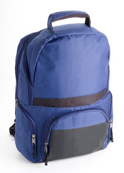 Berkeley Rucksack Blue