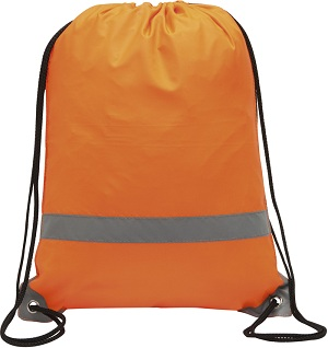 Knockholt' Reflective Drawstring Bag