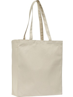 Allington' 12 oz Cotton Canvas Show Bag