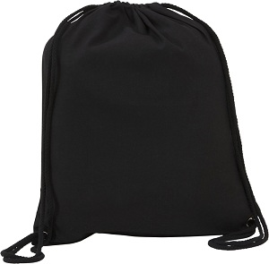 Fairfield' Cotton Drawstring Bag