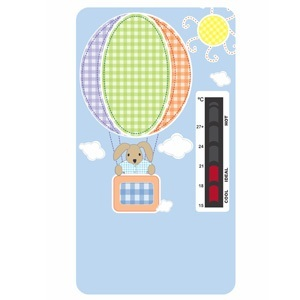 Balloon Nursery Thermometer
