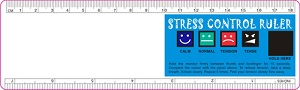 Stress Monitor Ruler