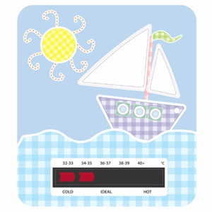 Boat Bath Thermometer
