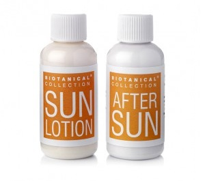 50ml Bottle F25 Sun Lotion