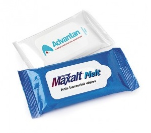 Soft Pocket Wet Wipes with 15 Standard Wipes in a each pack