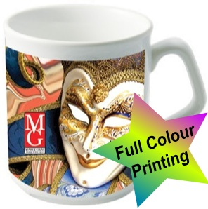 Sparta Dye Sublimation Ceramic Mug