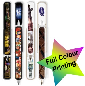 Snappy Ballpen (Full Colour Print)
