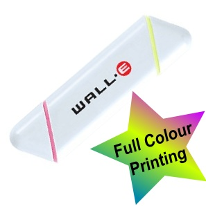 Duo Highlighter (Full Colour Printing)