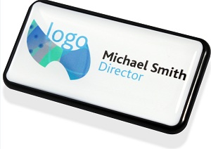 ID Badge Rectangle