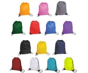 Large Drawstring Sports Bag