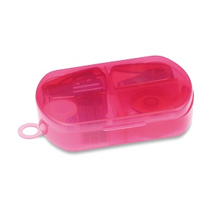 Pink Stapler Set
