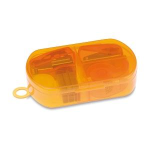 Orange Stapler Set