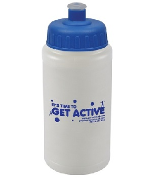 500ml Recycled Sports Bottle