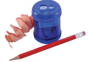 Double Pencil Sharpener