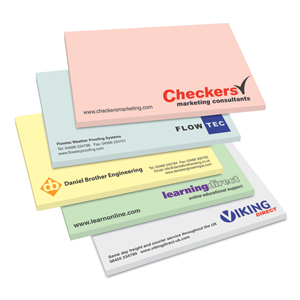 "5 x 3"" (127x75mm) Sticky Notes"