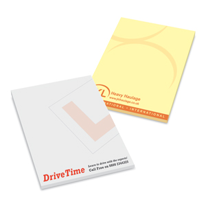 A6 (100x150mm) Sticky Notes