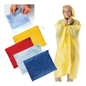 Reusable Rain Poncho